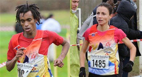 Le bilan du week-end: Lilian et Emilie se qualifient aux Frances de Cross !
