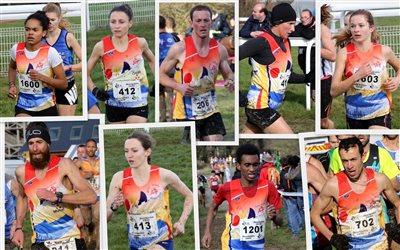 9 athlètes de l'OVA au Championnat de France de Cross ce dimanche au Mans !
