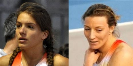 [INDOOR] Performances nationales pour Caroline CHAILLOU à Mayenne et Emeline POIRIER au Vendéspace !